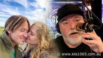 Keith Urban & Nicole Kidman Majorly Surprise Kyle For His Birthday! - KIIS1065