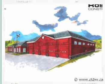 Mahone Bay Approves Phase Two Of Fire Hall Plans - CKBW