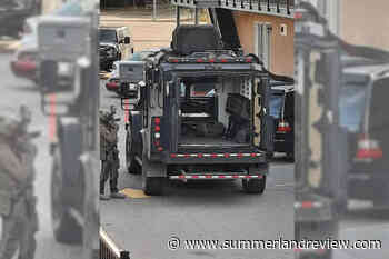 Police standoff at Vernon motel – Summerland Review - Summerland Review