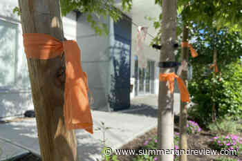 Items stolen from residential school memorial in Vernon – Summerland Review - Summerland Review