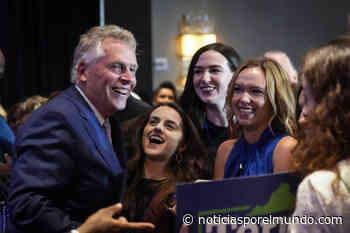 McAuliffe gana la primaria demócrata para gobernador de Virginia - Noticias por el Mundo