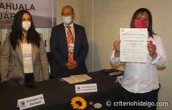 Confirman que Lissett Marcelino Tovar ganó en Mixquiahuala - Criterio Hidalgo
