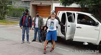 Surco: capturan a falso mendigo que amenazaba con tijera a quienes no le daban dinero - LaRepública.pe