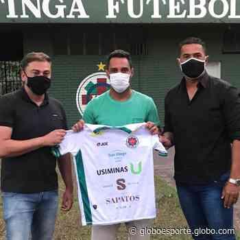 Ipatinga anuncia Ibson, ex-Flamengo, Santos e Corinthians, como reforço para a disputa do Mineiro Módulo 2 - globoesporte.com