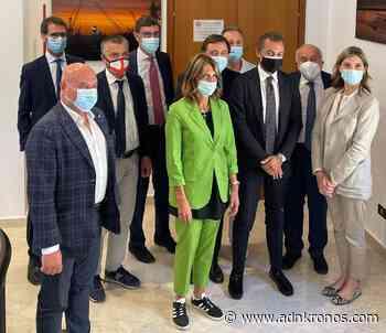 Porti, Commissione Trasporti Camera visita scalo Palermo - Adnkronos