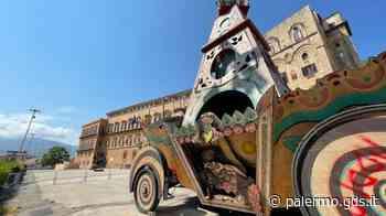Palermo, niente Festino ma si restaura il carro di Santa Rosalia: ai Quattro Canti dal 10 luglio - Giornale di Sicilia