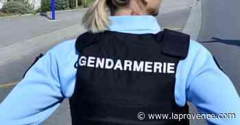 Apt : un masque pour cacher la plaque du scooter - La Provence