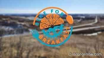 Lloydminster community members cycling across Saskatchewan for student breakfast - larongeNOW