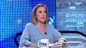 """Cuca Gamarra sobre la manifestación en Colón por los indultos: """"No protagonizamos ni organizamos esa mani - Antena 3 Noticias"""