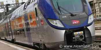 Un désespéré se jette sous un train à Cannes - Nice-Matin