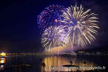 Les feux d'artifices du Festival d'Art Pyrotechnique de Cannes de retour cet été - France 3 Régions