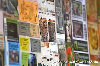 Eintrittskarten-Ausstellung im Bedheimer Schloss - Erinnerung und Inspiration aus aller Welt - inSüdthüringen.de