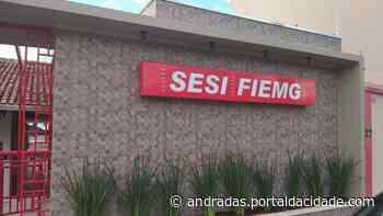 SESI Andradas retorna com aulas da Escola de Esportes - ® Portal da Cidade | Andradas