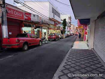 Obras na Rua dos Andradas começam dia 14 de junho em Pindamonhangaba - Vale News