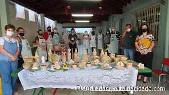 Andradas promove curso de fibras naturais - ® Portal da Cidade | Andradas