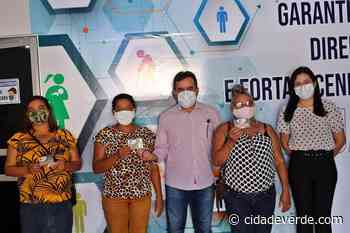 Prefeitura de Oeiras distribui Vale-Gás Social para mais 125 famílias - oeiras - Cidadeverde.com