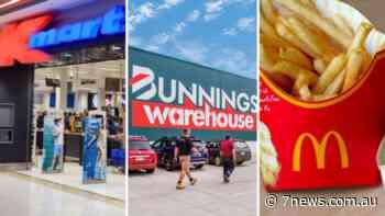 New Qld COVID-19 hotspots include Kmart, Bunnings, McDonald's after positive Caloundra coronavirus case - 7NEWS.com.au