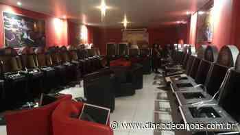 Guarda Municipal fecha bingo clandestino que funcionava no Centro de Esteio - Diário de Canoas