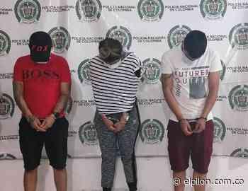 Millonario robo en casa del exalcalde de Pueblo Bello: capturaron a los ladrones - ElPilón.com.co