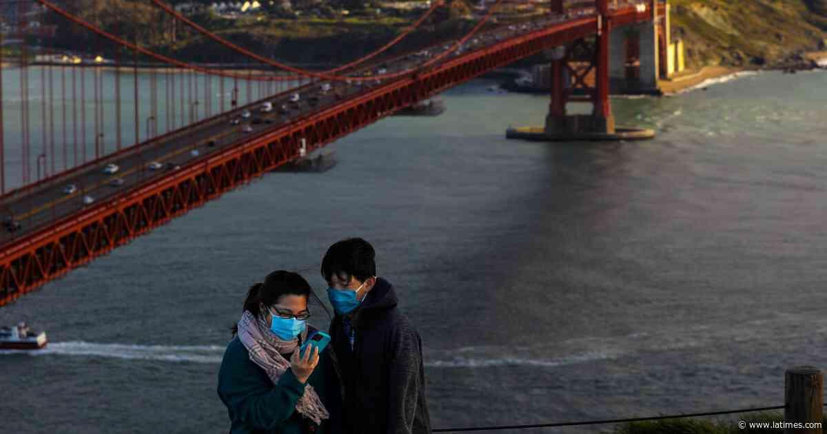 San Francisco se acerca a inmunidad de rebaño ante COVID-19, pero L.A. aún tiene meses por delante - Los Angeles Times
