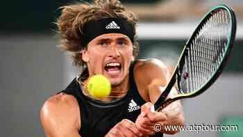 Alexander Zverev Races Past Kei Nishikori To Reach QFs In Paris - ATP Tour