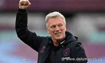 David Moyes 'set to sign new three-year deal at West Ham' and turn down advances from Everton