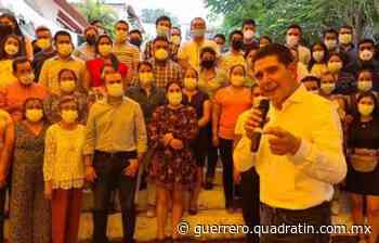 Aún con desventaja, Arcos se dice listo para gobernar Chilpancingo - Quadratin Guerrero