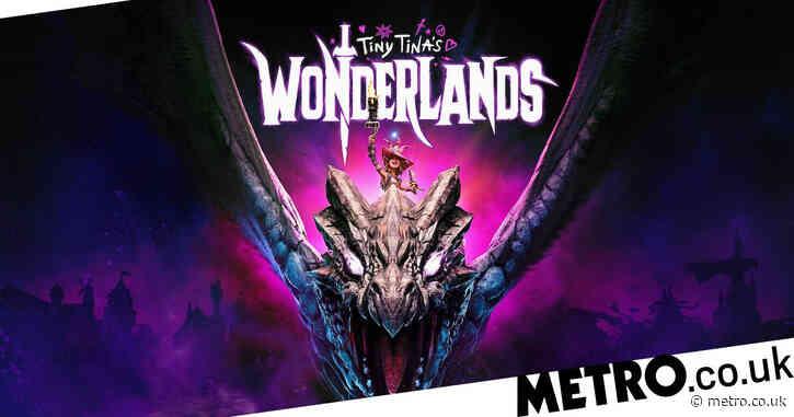 Tiny Tina's Wonderlands reveal trailer is a fantasy version of Borderlands