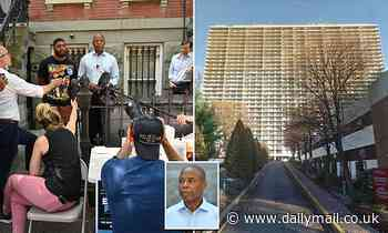 NYC mayoral hopeful Eric Adams whips out his EZ pass to prove he does NOT live in New Jersey