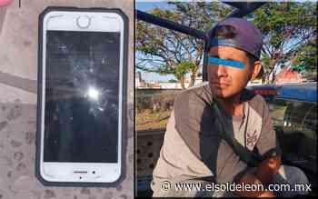 Detienen a dos en Silao por robar celular - El Sol de León