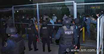 Resguardan fuerzas policiacas el IEEG en Silao - Periódico AM
