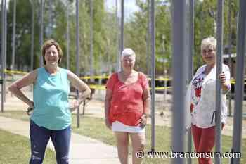 Deloraine welcomes Prairie Sentinels Park - Brandon Sun