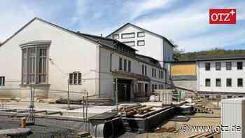 Planer empfehlen Abriss des Zuschauerraumes am Rudolstädter Theater - Ostthüringer Zeitung