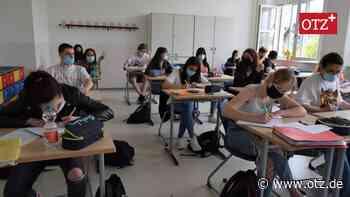 Maskenpflicht im Unterricht endet in Saalfeld-Rudolstadt - Ostthüringer Zeitung