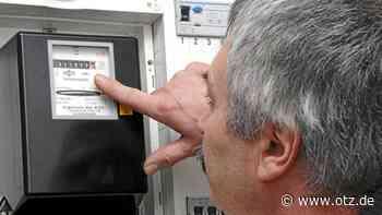 Energieversorgung Rudolstadt gibt Tipps zum Energiesparen - Ostthüringer Zeitung