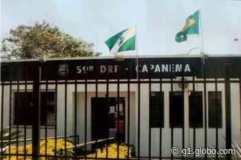Pai e filho são presos suspeitos de homicídio, em Capanema - G1
