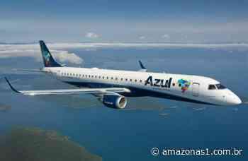 Azul Linhas Aéreas volta a operar no município de Parintins - Portal Amazonas1