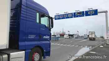 Un routier espagnol blessé par un migrant à Ouistreham - France Bleu