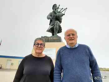Départementales 2021. Frédéric Loinard et Corinne Sourbets candidats sur Ouistreham - actu.fr