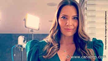 Con tierna foto, Jessica de la Peña celebró los seis meses de su hijo Sebastián - Canal RCN