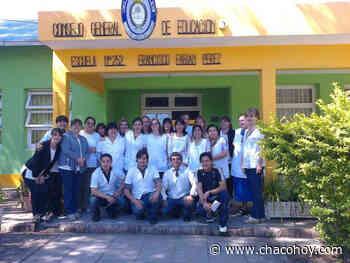 Una escuela de Sáenz Peña será la primera en la historia del NEA en contar con gas natural - ChacoHoy