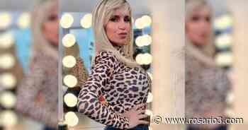 Hay foto: Florencia Peña y la particular relación con sus globos - Rosario3.com