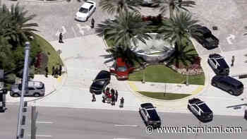 Officer Hospitalized After Woman Runs Them Over, Shots Fired in North Miami Beach