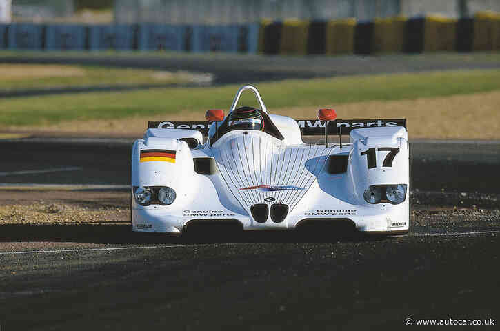 BMW set for Le Mans return in 2023 with LMDh racer