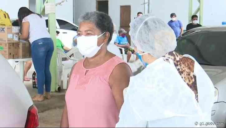 Rio Branco começa a vacinar pessoas a partir dos 25 anos de grupos prioritários da quarta fase - G1