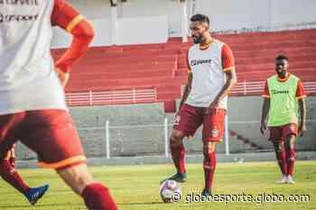 Boa Esporte faz treinos táticos durante preparação para enfrentar Rio Branco-VN na Série D - globoesporte.com