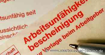 Arbeitnehmer im Kreis Saarlouis häufig wegen Psyche krankgeschrieben - Saarbrücker Zeitung