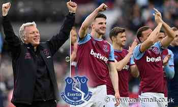 David Moyes agrees new three-year deal at West Ham and turns down advances from Everton