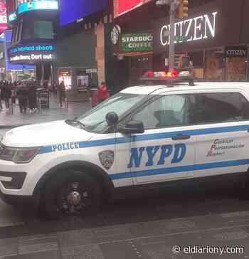 Anarquía desbordada: con gran tijera de jardinería atacaron a un peatón en Midtown, Nueva York - El Diario NY