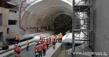 Villejuif-Gustave-Roussy : déjà les travaux d'aménagement - Rail Passion - Rail Passion